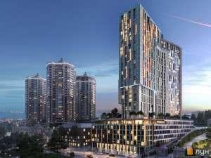 Новая структура комплексов с оригинальным жильём